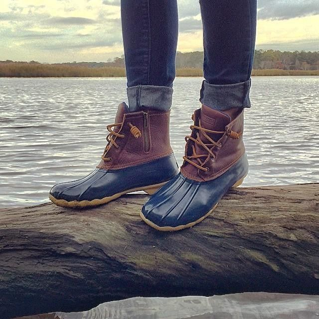 Women's Saltwater Duck Boot – Boots