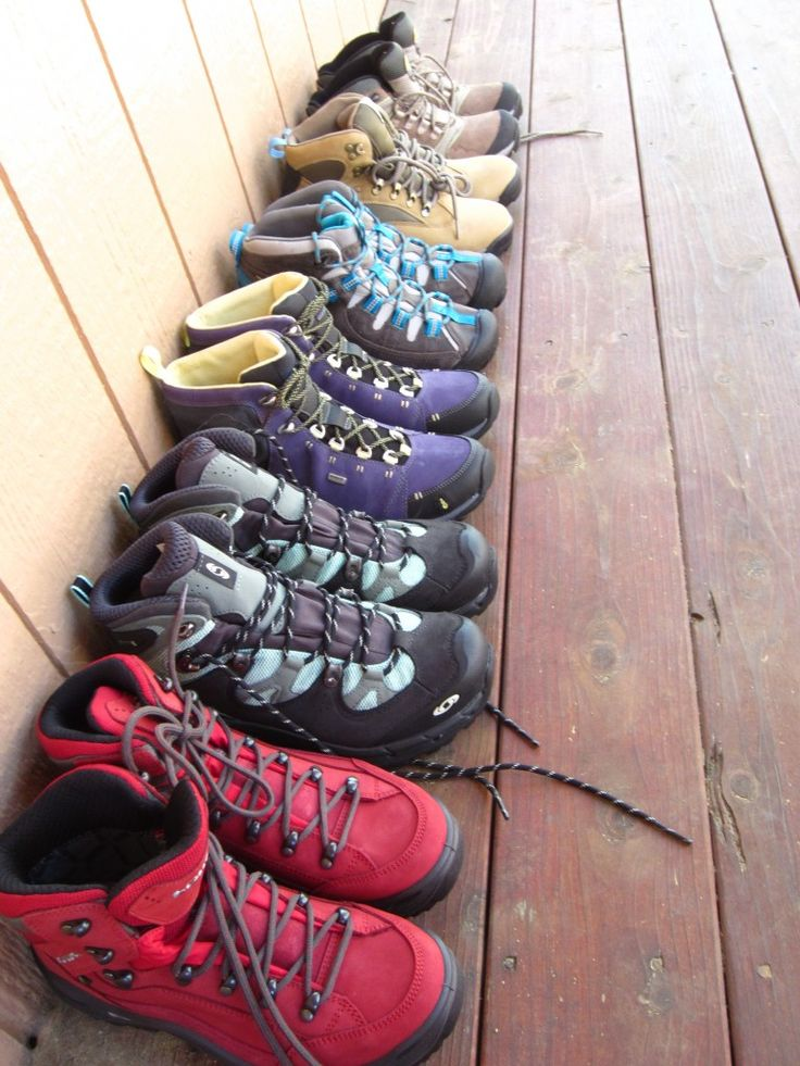 Best hiking boots for women A pair of these would have been a good