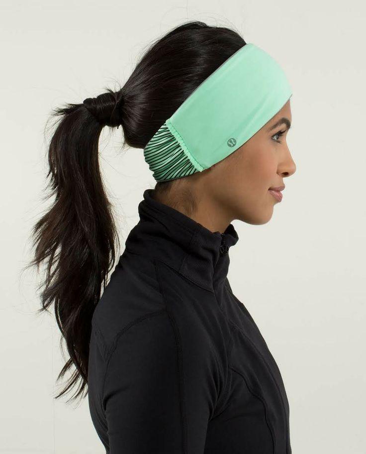 fd2080a5b Frosty Run Ear Warmer *Lululemon – Fashion To Do List
