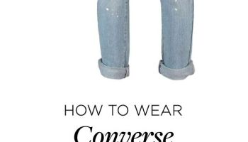 e5acc3d01657 How to monogram your converse! – All you need is a Cricut! – Fashion ...