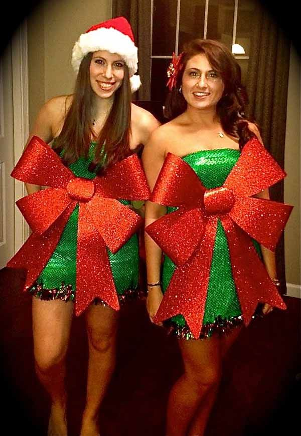 easy diy christmas costumes