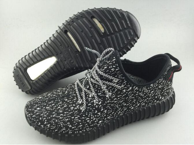 fab3c5849628a Yeezy 350 Boost Low Grey Shoes Men Women PrimeKnit Casual shoes Breathable  Mesh Shoes 350 size 40-44   www.dhgate.com …
