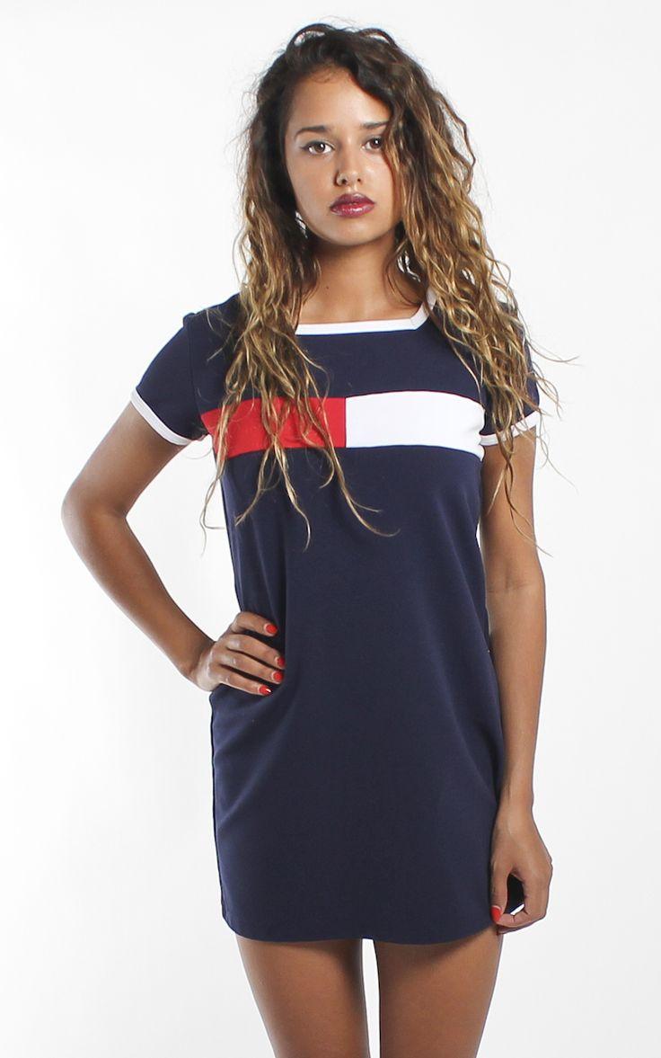 Vintage Tommy Hilfiger Dress at dubli greatcshback.info ...